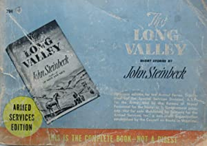 The Long Valley: Steinbeck, John