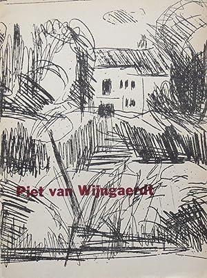 Tentoonstelling bij de tachtigste verjaardag van Piet: Niehaus, Kasper (text)