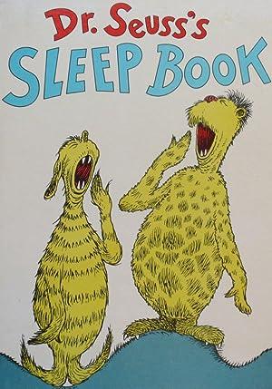 Dr. Seuss' Sleep Book: Dr. Seuss