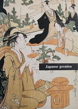 Japanse prenten uit de 18e en 19e: Picron, Claudine