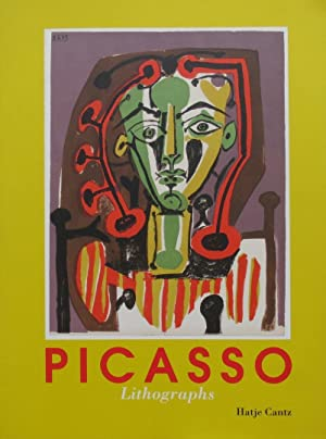 Pablo Picasso : lithographs : graphikmuseum Pablo: Deschamps, Henri; Ulrike