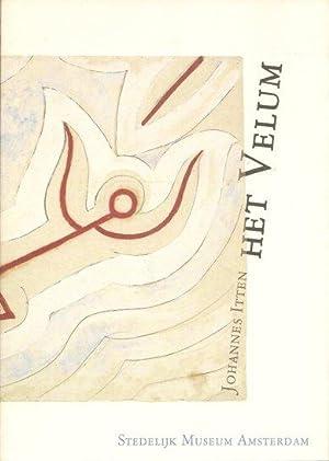 Johannes Itten Velum voor het Stedelijk Museum: Itten, Johannes ;