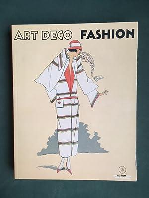 Art Deco Fashion (with CD): Roojen, Pepin van