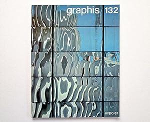 Graphis No 132 1967 Volume 23 (World