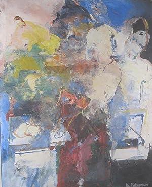 Kees van Bohemen 1950-1985 - schilderijen en: BOLHOVEN, Marlies ;