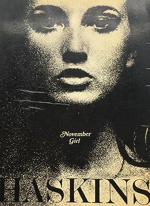 November Girl: Haskins, Sam ;
