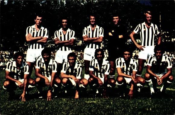 promo code d17fd 8afe8 Ansichtskarte / Postkarte Juventus Turin, ...
