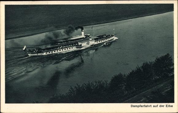 Dampferfahrt dresden
