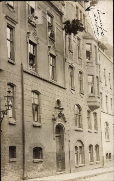 Foto Ansichtskarte Postkarte Lutherstadt Eisleben In Sachsen