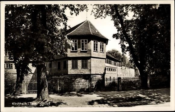 Ak Kirchheim Unter Teck 2209289 Max Eyth Haus