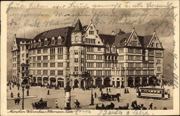 f100bf376fa9de Ansichtskarte   Postkarte München Bayern
