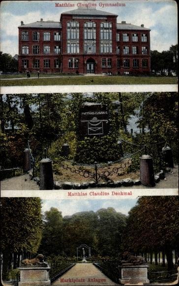 Matthias Claudius Gymnasium Hamburg Zvab