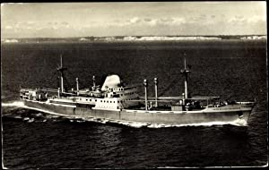 Ansichtskarte / Postkarte Oranje Lijn, M.S. Prins