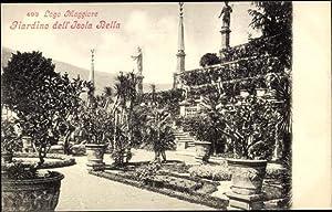 Ansichtskarte / Postkarte Stresa Piemonte, Lago Maggiore,