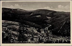 Ansichtskarte / Postkarte Ohrdruf Thüringen, Blick vom