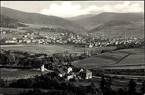 Ansichtskarte / Postkarte Floh Seligenthal Thüringen, Gesamtansicht