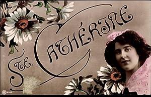 Ansichtskarte / Postkarte Sainte Cathérine, vue générale