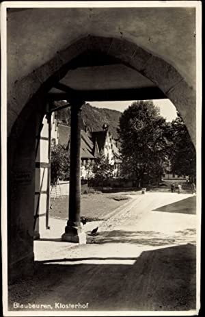 Ansichtskarte / Postkarte Blaubeuren Alb Donau Kreis,