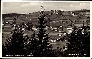 Ansichtskarte / Postkarte Sachsenberg Georgenthal Klingenthal, Ansicht