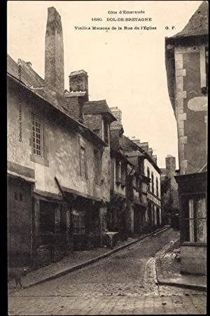 Ansichtskarte / Postkarte Dol de Bretagne Alpes