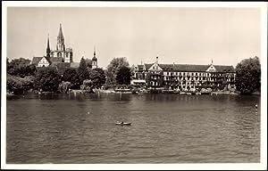 Ansichtskarte / Postkarte Konstanz am Bodensee, Blick
