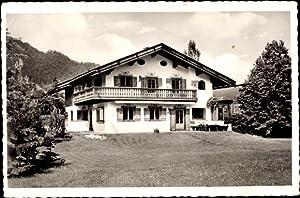 Ansichtskarte / Postkarte Rottach Egern Oberbayern, Landhaus