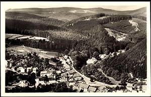 Ansichtskarte / Postkarte Luisenthal Thüringer Wald, Blick