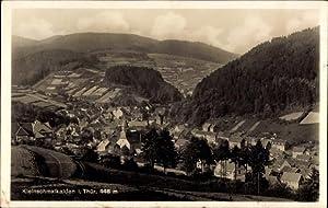 Ansichtskarte / Postkarte Kleinschmalkalden Floh Seligenthal Thüringen,