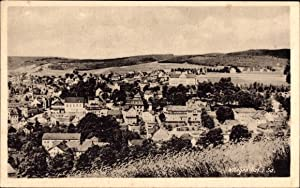 Ansichtskarte / Postkarte Klingenthal Sachsen, Panorama der