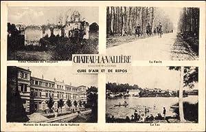 Ansichtskarte / Postkarte Chateau la Vallière Indre