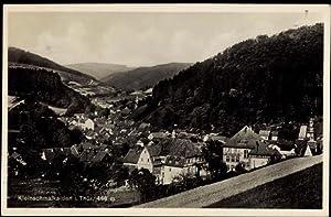Ansichtskarte / Postkarte Kleinschmalkalden Floh Seligenthal in