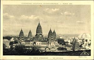 Ansichtskarte / Postkarte Paris, Weltausstellung 1937, Expo,