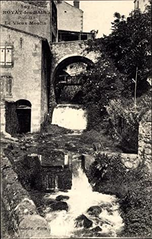 Ansichtskarte / Postkarte Royat les Bains Puy