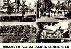 Ansichtskarte / Postkarte Sommerfeld Kremmen, Hellmuth Ulrici