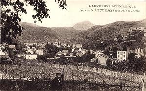 Ansichtskarte / Postkarte Le Vieux Royat Puy