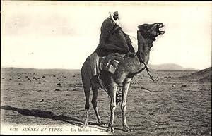 Ansichtskarte / Postkarte Maghreb, Scènes et Types,