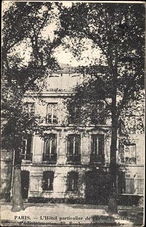 Ansichtskarte / Postkarte Paris, L'Hôtel particulier de
