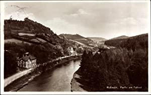 Ansichtskarte / Postkarte Roßwein im Mittelsächsischen Bergland,
