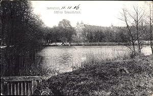 Ansichtskarte / Postkarte Darmstadt, Blick auf das