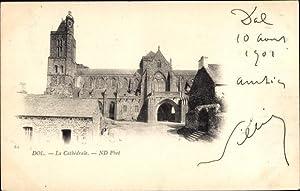 Ansichtskarte / Postkarte Dol de Bretagne Ile