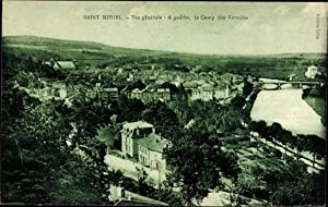 Ansichtskarte / Postkarte Saint Mihiel Meuse, Vue