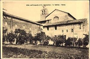 Ansichtskarte / Postkarte Roma Rom Lazio, Orto