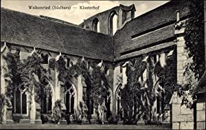 Ansichtskarte / Postkarte Walkenried im Südharz, Klosterruine,
