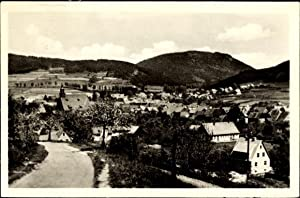 Ansichtskarte / Postkarte Floh Seligenthal in Thüringen,