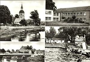 Ansichtskarte / Postkarte Schweinitz Jessen an der