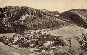 Ansichtskarte / Postkarte Beuron Württemberg, Blick auf