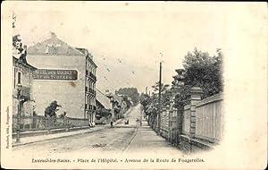 Ansichtskarte / Postkarte Luxeuil les Bains Haute