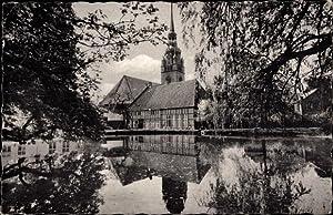 Ansichtskarte / Postkarte Itzehoe in Schleswig Holstein,