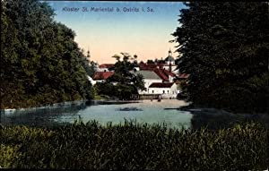 Ansichtskarte / Postkarte Mariental Ostritz Oberlausitz, Kloster