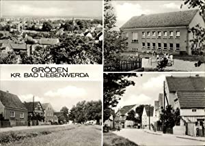 Ansichtskarte / Postkarte Gröden Kr. Bad Liebenwerda,